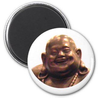 Happy Buddha Shanghai 2002 Circle The MUSEUM Zazz Magnets