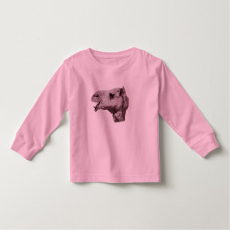 Happy Camels Toddler Long Sleeve Shirt