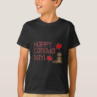 Happy Canada Day 3 T-Shirt