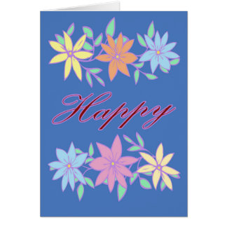 Happy Card #1
