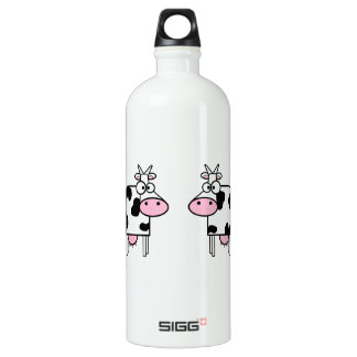 Happy Cartoon Cows SIGG Traveller 1.0L Water Bottle