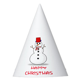 Happy Christmas Party Hat