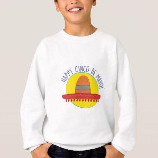 Happy Cinco De Mayo Sweatshirt
