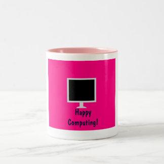 'Happy Computing!' Mug