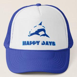 Happy Days Trucker Hat