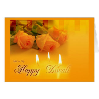 Happy Diwali Greeting Card Greeting Cards