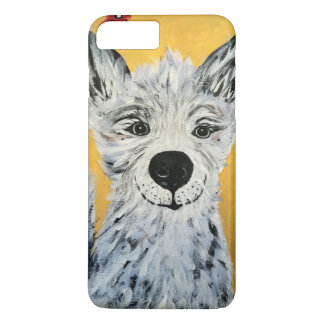 Happy Dog IPhone4 Cover