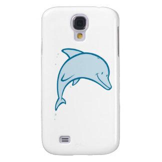 Happy Dolphin Galaxy S4 Case