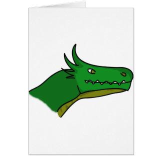 Happy Dragon 1st Edition Greeting Card
