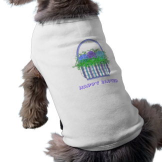 Happy Easter Doggy T Shirt