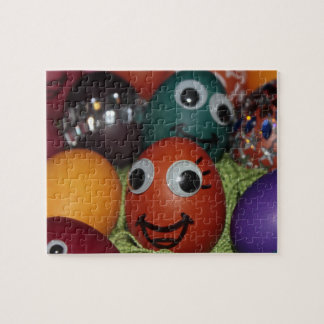 Happy Easter Egg Jigsaw Puzzle