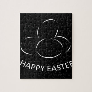 Happy Easter Eggs Jigsaw Puzzle