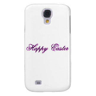 Happy Easter l Magenta The MUSEUM Zazzle Gifts Samsung Galaxy S4 Cases