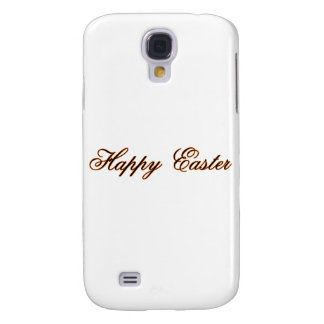 Happy Easter l Orange The MUSEUM Zazzle Gifts Galaxy S4 Case