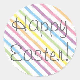 Happy Easter! Round Sticker