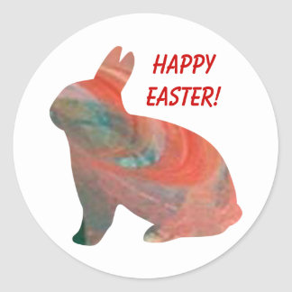 Happy Easter Stickers by Janz
