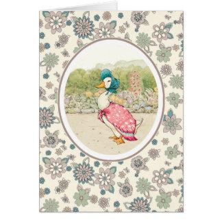 Happy Easter. Vintage Design Easter Cards Greeting Card