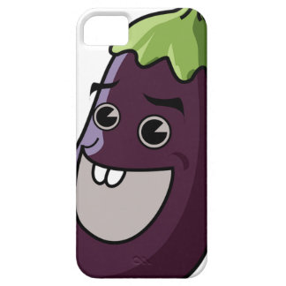Happy Eggplant Case For The iPhone 5