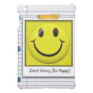 Happy Face iPad Case