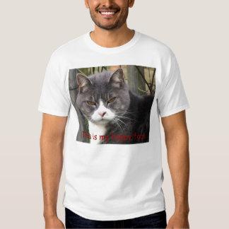 Happy face tee shirt