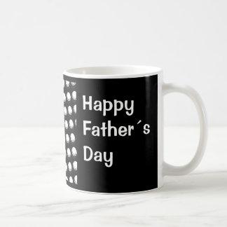 Happy Father´s Day golf theme mug