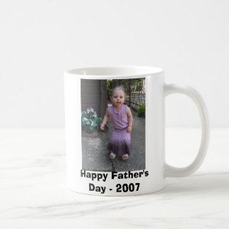 Happy Father's Day - 2007 Basic White Mug