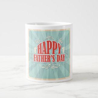 Happy Father's Day Mug Jumbo Mug