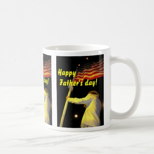 Happy Father's Day! Coffee Mugs