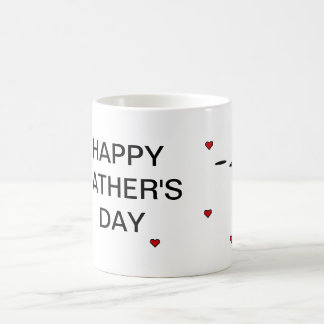 Happy Father's Day Morphing Mug