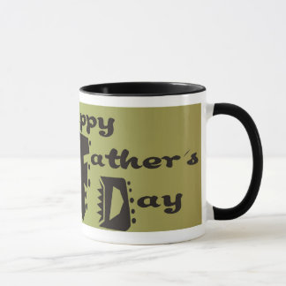 Happy Father's Day© The Drummer Mug