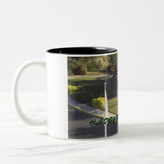 HAPPY FATHERS DAY! Two-Tone MUG