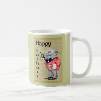 Happy Father's Day Waiter Coffee Mug