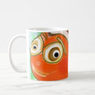 Happy Fish Coffee Mug