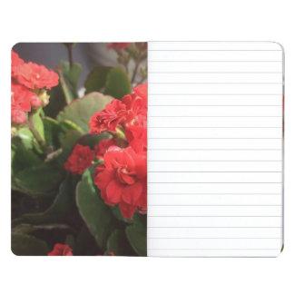 """""""Happy Floral"""" Pocket Journal"""