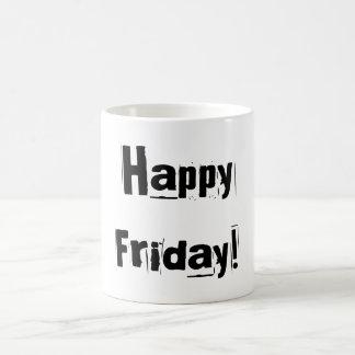 Happy Friday! Coffee Mug