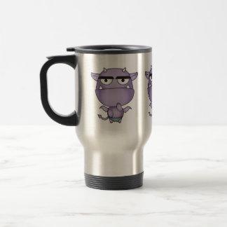 Happy Gargoyle Cartoon - Fantasy Coffee Mug