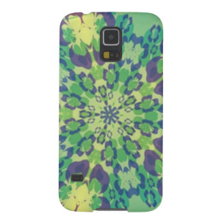 Happy Go Lucky Shamrock Kaleidoscope Galaxy S5 Covers