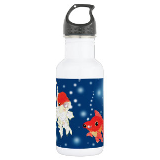 Happy Goldfish 532 Ml Water Bottle