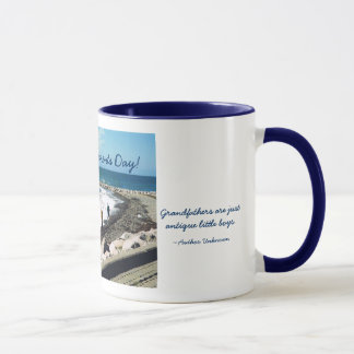 Happy Grandparents Day Grandad!-Fishermen Mug