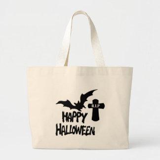 Happy Halloween - Jumbo Tote Bag