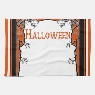 Happy Halloween Kitchen Towels