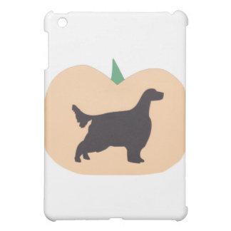 Happy Halloween Pumpkin English Setter iPad Mini Case
