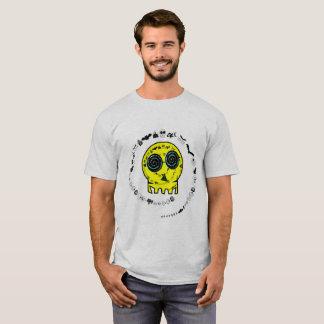 HAPPY HALLOWEEN [skull 4] T-Shirt
