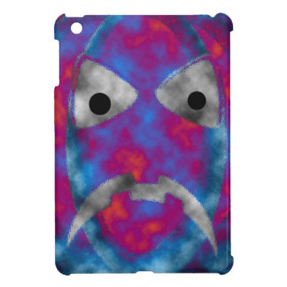 Happy Halloween Terrifying Face Cover For The iPad Mini
