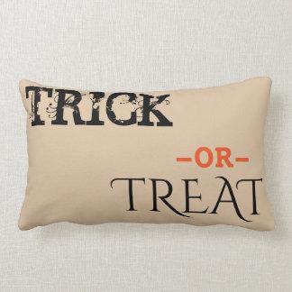 Happy Halloween Trick or Treat Throw Cushions