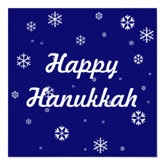 Happy Hanukkah * Card