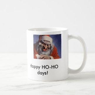HAPPY HO-HO DAYS Mug