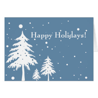 Happy Holidays! Note Card