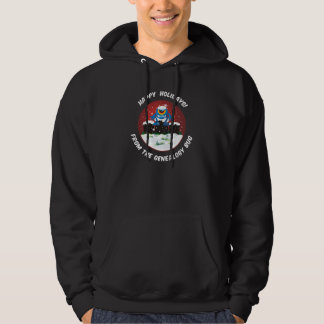 Happy Holidays From Genealogy Bug Hoodie