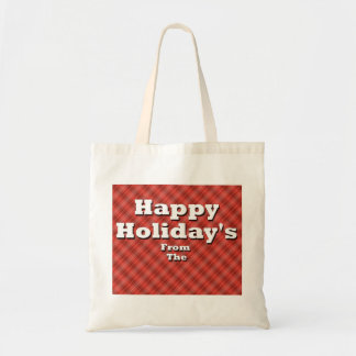 Happy Holiday's From The Tote Bag